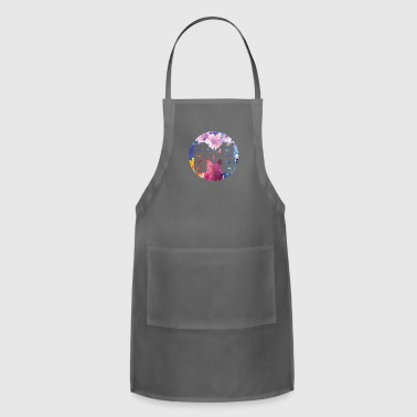 M for Monkey T-Shirts & Gifts - Adjustable Apron