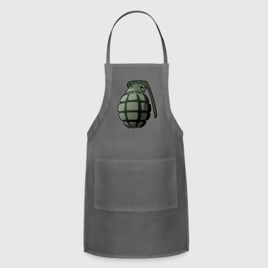 hand grenade - Adjustable Apron