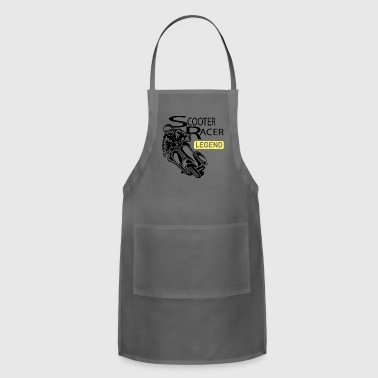 scooter - Adjustable Apron