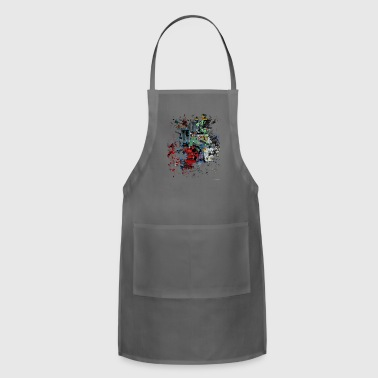 Urban Jungle - Adjustable Apron