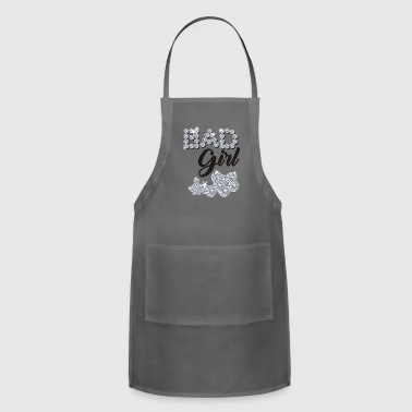 Bad girl - Adjustable Apron