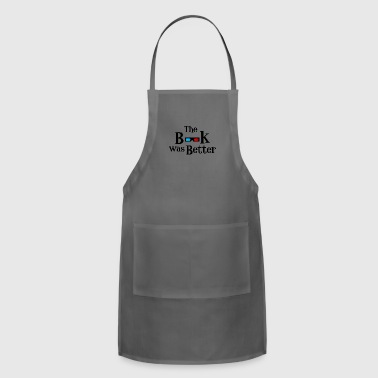 Book the book - Adjustable Apron