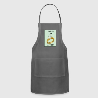 Luxury Tax - Adjustable Apron