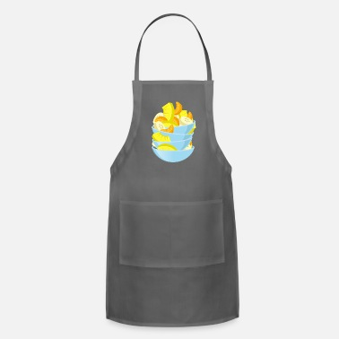 Salad salad - Adjustable Apron