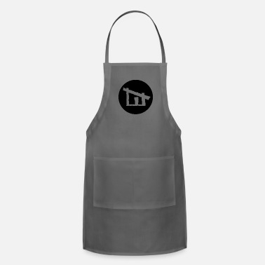 EN LOS BARRIOS foundation - Adjustable Apron