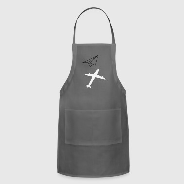 Plane paper - Adjustable Apron