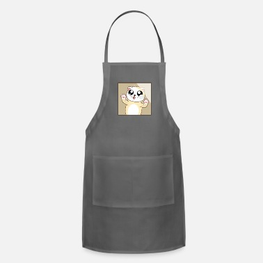Mimi Mimi the cat - Adjustable Apron