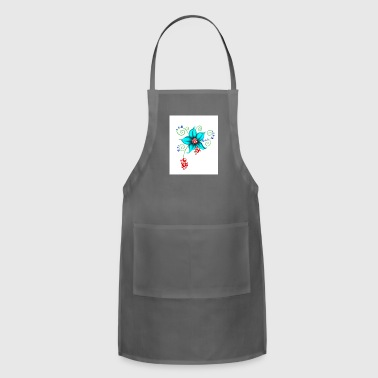 Blooms - Adjustable Apron