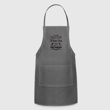 Vampire diaries - Adjustable Apron