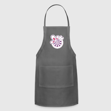Bed and Butterfly - Adjustable Apron