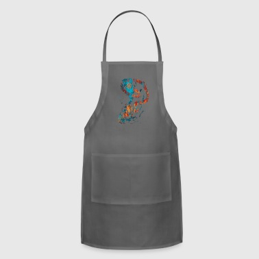 To the Sun - Adjustable Apron