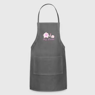 Big sister - Adjustable Apron