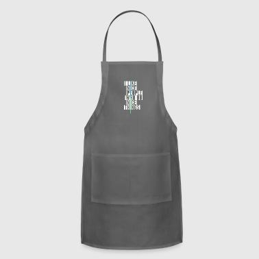Be Nice - Adjustable Apron