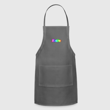 Retire - Adjustable Apron