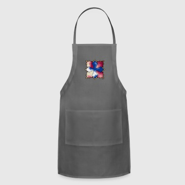 Cross - Adjustable Apron