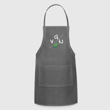 Love Vegan - Adjustable Apron