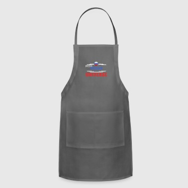 Russian - Best russian in the universe - Adjustable Apron