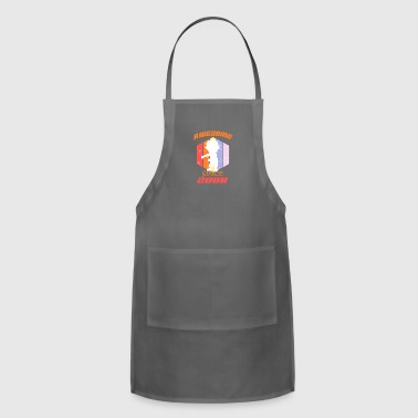 Kids Vintage Floss 10th Birthday Gift for 10 Years - Adjustable Apron