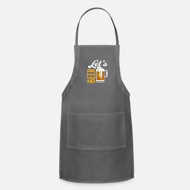 Beer Festival Oktoberfest German Beer Festival - Adjustable Apron