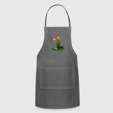 Lawn Mower Pickle - Adjustable Apron