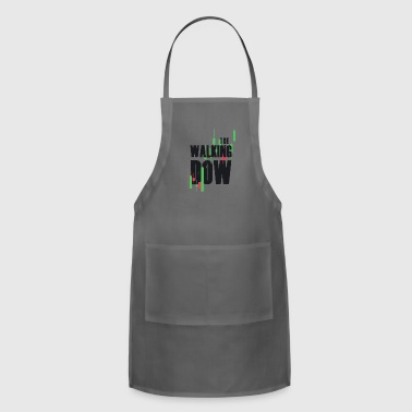 The Walking Dow Design - Adjustable Apron