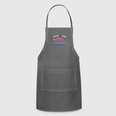 Reagan Obama - Adjustable Apron