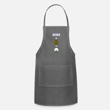 Infection Infected Waffle - Adjustable Apron