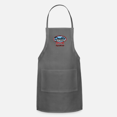 Double Meaning Double Deuce - Adjustable Apron