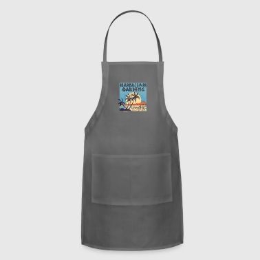 Hawaiian Hawaiian Gardens match book cover - Adjustable Apron