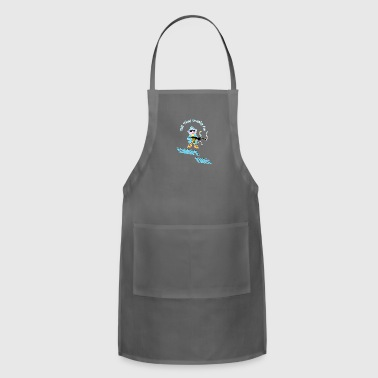 spoof the monkey - Adjustable Apron