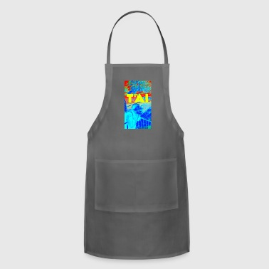 TRIPPING ON THOUGHTS - Adjustable Apron