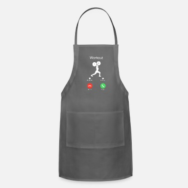 Crossfit call crossfit workout of the day WOD sports - Adjustable Apron