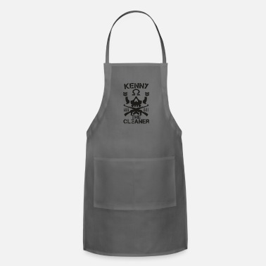 Kenny Kenny the Cleaner - Adjustable Apron