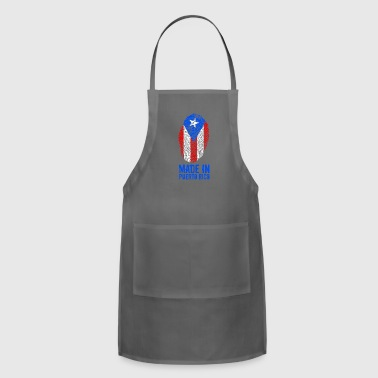 Made In Puerto Rico - Adjustable Apron