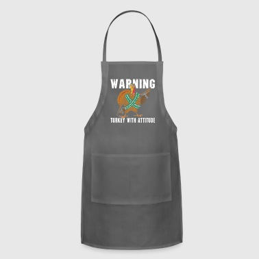 Thanksgiving - Adjustable Apron