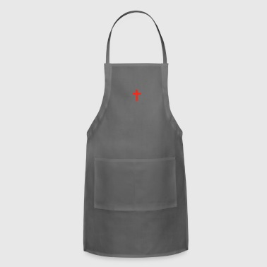 AnGeL's red cross - Adjustable Apron