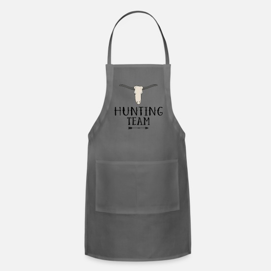 Forest Aprons - hunting - Apron charcoal
