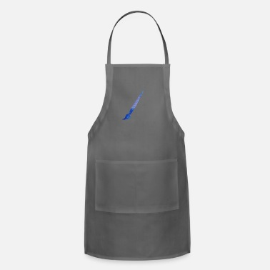 Paint Brush paint brush - Apron
