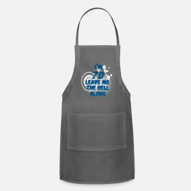 70th Birthday 70th Birthday - Adjustable Apron