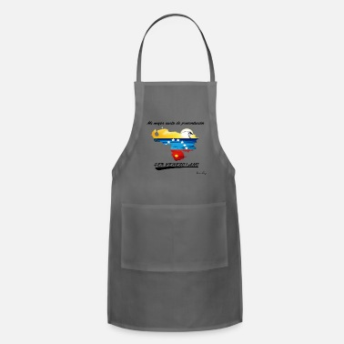 Country Country - Adjustable Apron
