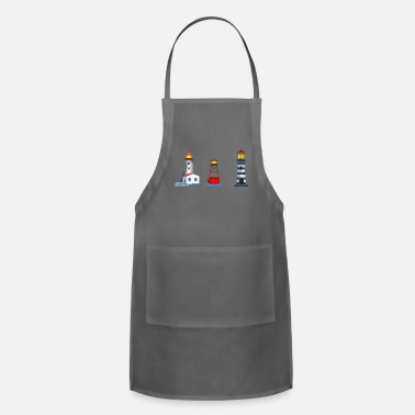 Lighthouse Lighthouse Lighthouse Lighthouse - Apron