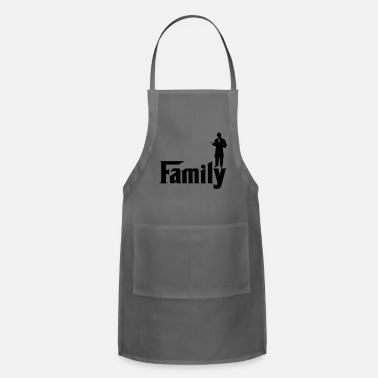 Family family - Adjustable Apron