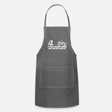 Policeman POLICEMAN - Adjustable Apron