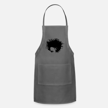 New Wave Gothic New Wave Head - Apron