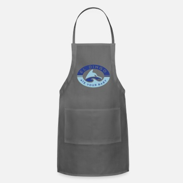 Extreme Weather El Dingo Ate Your Baby - Apron