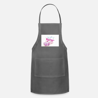 Occasion 26 Birthday - Special Occasion - Adjustable Apron
