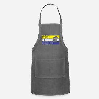 Back To School Back To School - Adjustable Apron