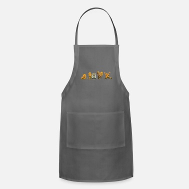 Prison Prisoners - Adjustable Apron