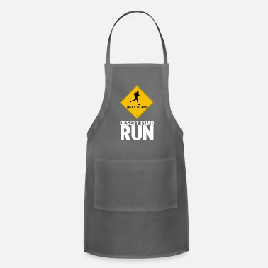 Running Desert Road Run - Apron