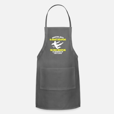 Arts Costume For Martial Arts Lover. - Apron